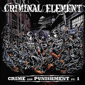 Image for 'Crime and Punishment Pt. 1 - EP'