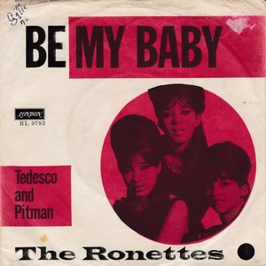 Image for 'Be My Baby'