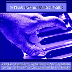 Image for '50 Piano Jazz and Blues Classics'