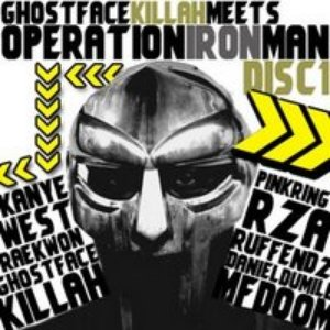 Image for 'Ghostface Meets MF: Operation Ironman Bootleg'