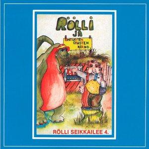 Image for 'Rölli seikkailee 4. - Omituisten otusten kerho'
