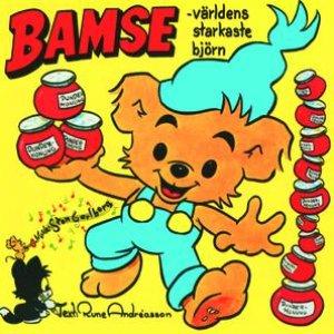 """""""Bamse och draken""""的封面"""
