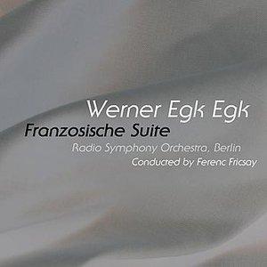 Image pour 'Franzosische Suite'