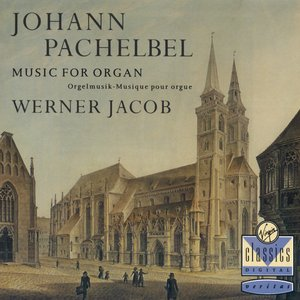 Image for 'Pachelbel - Organ Works'
