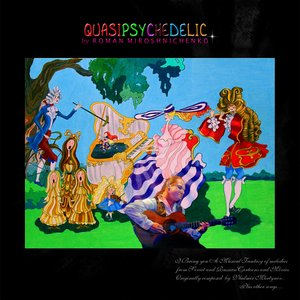 Image for 'Quasipsychedelic'