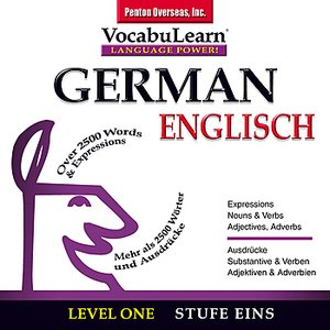 Image for 'Vocabulearn ® German - English Level 1'