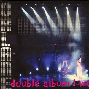 Image for 'Double album d'Orlane (Live)'