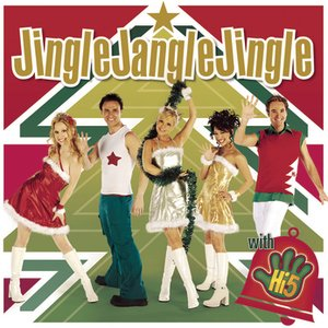 Image for 'Jingle Jangle Jingle With HI-5'