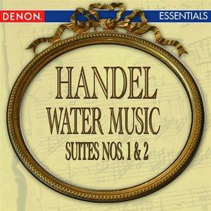 Image for 'Handel: Water Music Suites 1 & 2'