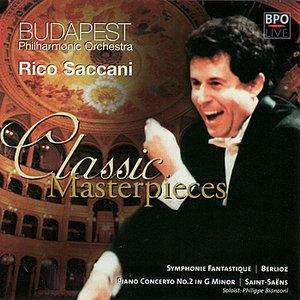 Image for 'Saint-Saens: Piano Concerto No. 2 in G Minor: Piano Concerto No. 2: I. Andante sostenuto'