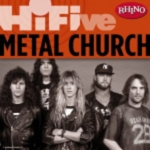 Imagem de 'Rhino Hi-Five: Metal Church'