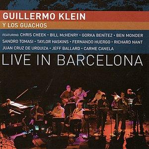 Bild för 'Live in Barcelona'