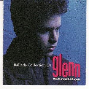 Immagine per 'Ballads Collection Of Glenn Medeiros'
