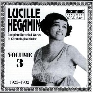 Image for 'Lucille Hegamin Vol. 3 (1923-1932)'