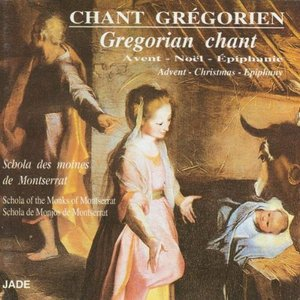 Image for 'Gregorian Chant: Advent - Christmas - Epiphany'
