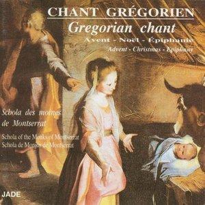 Imagen de 'Gregorian Chant: Advent - Christmas - Epiphany'