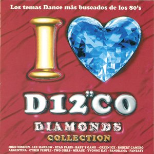 Image for 'I Love Disco Diamonds Vol. 10'