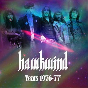 Image for 'Hawkwind Years 1976-1977'