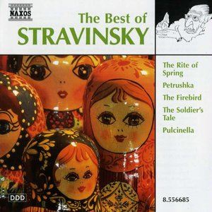 Image for 'STRAVINSKY (THE BEST OF)'