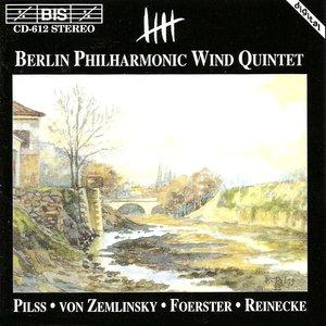 Image for 'Pilss / Forster / Zemlinsky / Reinecke: Wind Quintets'