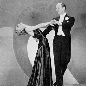 Image for 'Fred Astaire & Ginger Rogers'