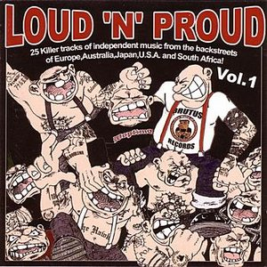 "Image for 'Loud ""N"" Proud Vol. 1'"