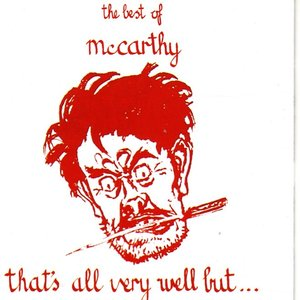 Imagen de 'That's All Very Well but... The Best of McCarthy'