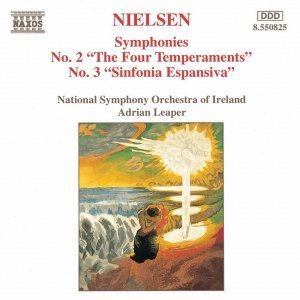 Image for 'NIELSEN, C.: Symphonies Nos. 2 and 3'