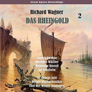 Image for 'Richard Wagner: Das Rheingold (Solti, Wiener Philharmoniker) [1958], Volume 2'