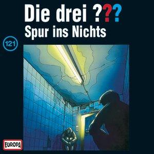 """""""121/Spur ins Nichts""""的封面"""