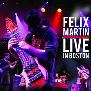 Image for 'Live in Boston'