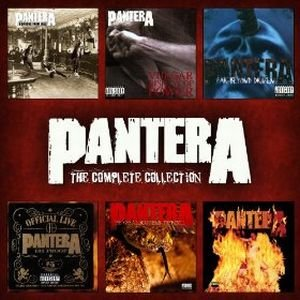 Image for 'The Pantera Collection'