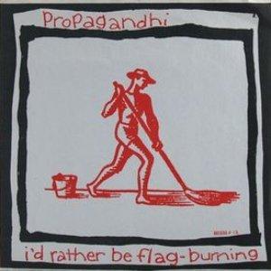 Bild för 'I'd Rather Be Flag Burning - Guide to Excruciatingly Correct Behaviour'