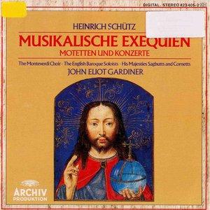 Image for 'Musikalische Exequien'