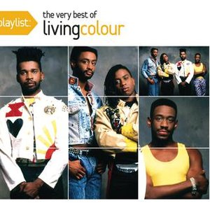 Image pour 'Playlist: The Very Best Of Living Colour'