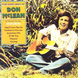 Image for 'The Very Best of Don McLean'