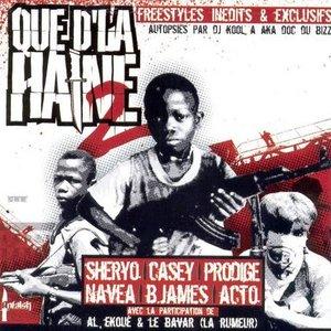 Image for 'Que d'la haine 2'