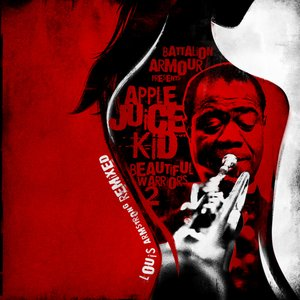 """""""Louis Armstrong Remixed""""的封面"""