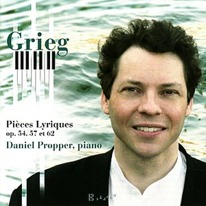 Image for 'Grieg: Lyric Pieces Op. 54, 57, 62'