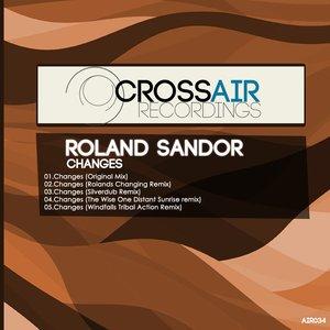 Image for 'Roland Sandor - Changes'