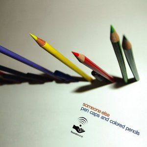 Image for 'Pen Caps And Colored Pencils'
