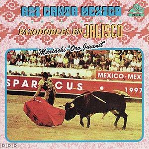 Bild för 'Asi Canta Mexico Vol. 4 - Pasodobles en Jalisco'