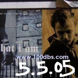 Image for '100dBs feat. Jay-Z'