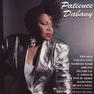 Image for 'Patience Dabany'
