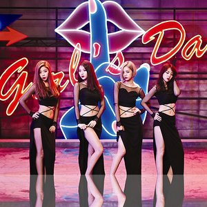 Image pour 'Girl's Day'