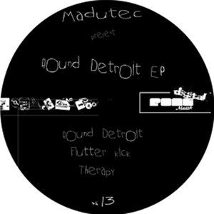 Image for 'Round Detroit EP'