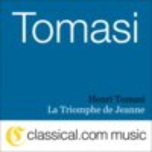 Image for 'Henri Tomasi, La Triomphe De Jeanne'