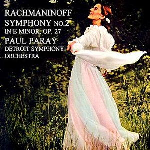 Image for 'Rachmaninoff Symphony No. 2'