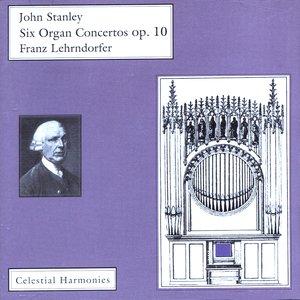 Image for 'Stanley: Six Organ Concertos, Op. 10'