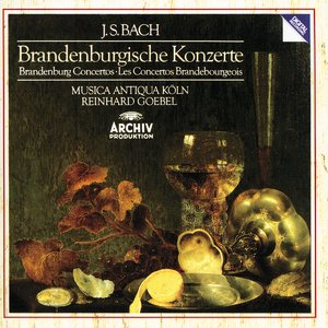 Image for 'Bach, J.S.: Brandenburg Concertos'